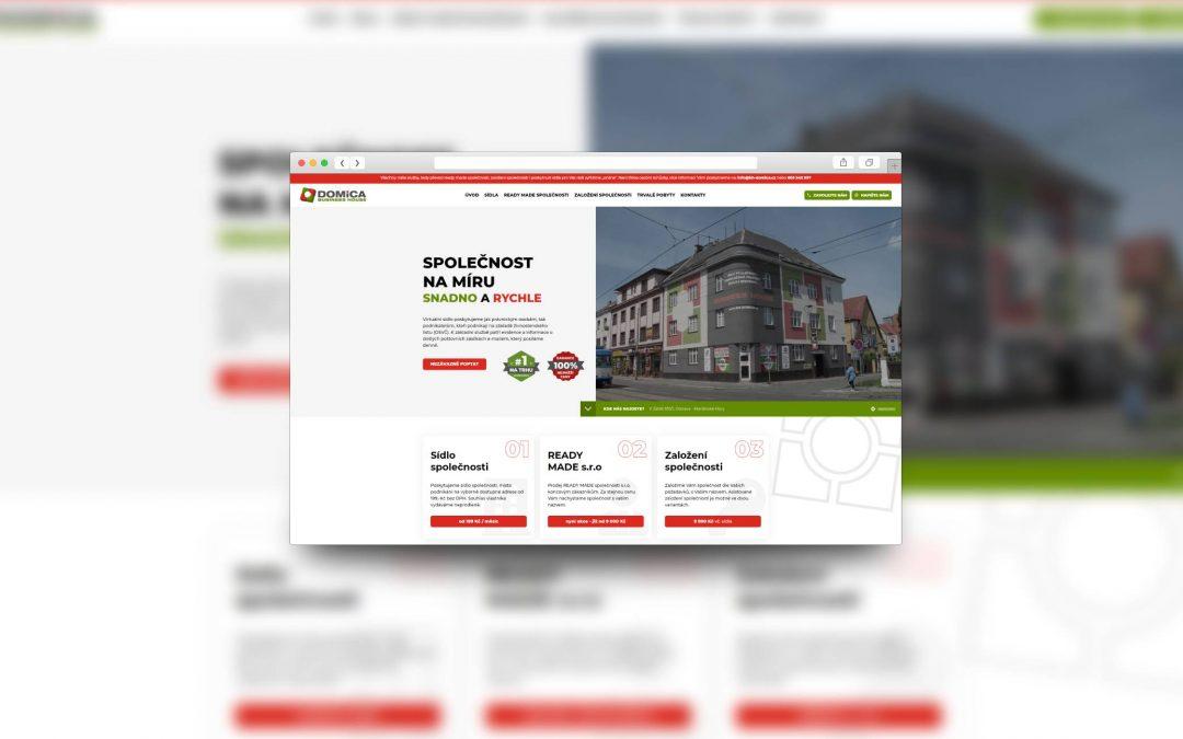 Případová studie – Virtuální kancelář Ostrava
